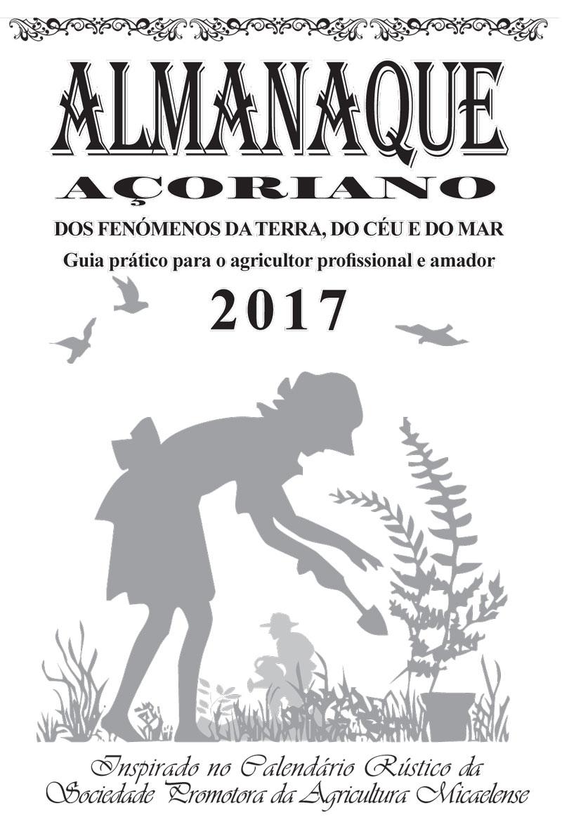 almanaque açoriano 2017